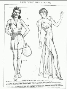 How to draw clothing by Andrew Loomis.