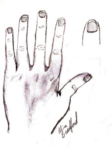 Hand drawing 2