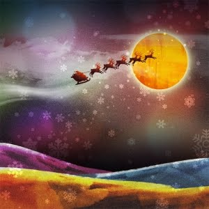 christmas art by axente ovidiu