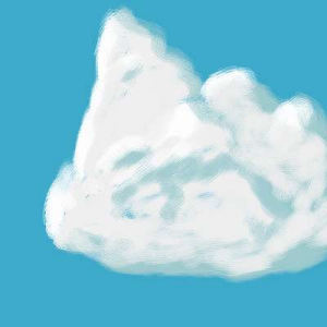 Cloud painting 3